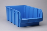 Sichtboxen Lagerboxen Compact 5 blau bei ZHS Kaufen