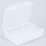Kleinteilebox aus Kunststoff 7 Fächer bei ZHS kaufen