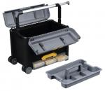Profi-Werkzeugkoffer RD26 mit ergonomischem Aluminiumgriff bei ZHS kaufen
