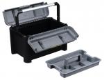 Profi-Werkzeugkoffer 26 mit ergonomischem Aluminiumgriff bei ZHS kaufen