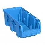 Sichtboxen Lagerboxen Compact 2L blau bei ZHS Kaufen
