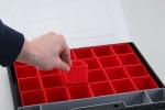 Kleinteilbox Sortimentskisten bei ZHS kaufen