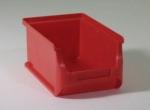 rote Sichtboxen Lagerboxen 2 bei ZHS Kaufen