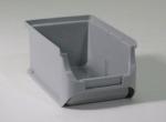 graue Sichtboxen Lagerboxen 2 bei ZHS Kaufen