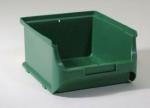 grüne Sichtboxen Lagerboxen 2 breit bei ZHS Kaufen