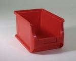 rote Sichtboxen Lagerboxen 3 bei ZHS Kaufen