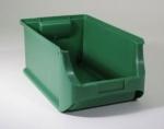 grüne Sichtboxen Lagerboxen 4 bei ZHS Kaufen