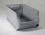 graue Sichtboxen Lagerboxen 4 bei ZHS Kaufen