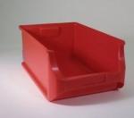 rote Sichtboxen Lagerboxen 5 bei ZHS Kaufen
