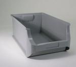 graue Sichtboxen Lagerboxen 5 bei ZHS Kaufen