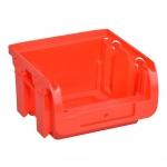 Sichtboxen Lagerboxen Compact 1 rot bei ZHS Kaufen