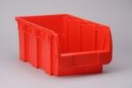 Sichtboxen Lagerboxen Compact 4 rot bei ZHS Kaufen
