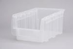 Sichtboxen Lagerboxen Compact 4 transparent bei ZHS Kaufen