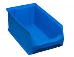 Sichtboxen Lagerboxen GripBox 4 blau bei ZHS Kaufen
