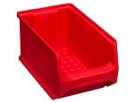 Sichtboxen Lagerboxen GripBox 3 rot bei ZHS Kaufen