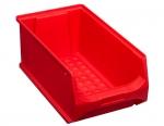 Sichtboxen Lagerboxen GripBox 4 rot bei ZHS Kaufen