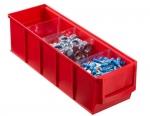 Regal-Industrieboxen 300S rot bei ZHS kaufen