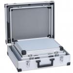 Utensilien und Verpackungskoffer Sets silber bei ZHS kaufen