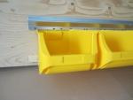 Schwerlastschienen und Boxen gelb bei ZHS kaufen
