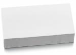 100 Umschläge DIN lang weiß haftklebend ohne Fenster bei ZHS kaufen