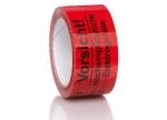 Packband Elektrogeräte Rot 66 m x 50 mm bei ZHS kaufen
