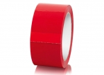 PVC - Klebeband 66 m x 50 mm, rot bei ZHS kaufen
