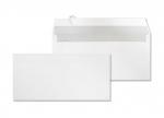 Umschläge DIN lang weiß haftklebend ohne Fenster - 1000 STK bei ZhS kaufen