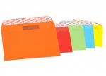 Color Kuverts C6 ohne Fenster haftklebend 20 STK sortiert bei ZHS kaufen