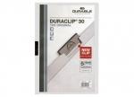 10 x Duraclip Klemmmappe bis 30 Blatt, weiß bei ZHS kaufen