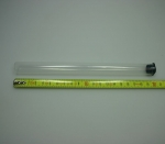 Runde Schutz- u. Verpackungshülse TP12200 transparent PP