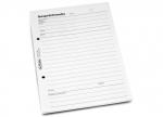 6 x Gesprächsnotizblock A5, 50 Blatt bei ZHS kaufen