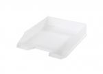 5 x Ablagekorb classic weiß transluzent bei ZHS kaufen
