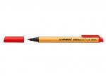 10 x Faserschreiber Stabilo GREEN point, rot bei ZHS kaufen
