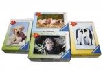 Mini Puzzle Tiere, sort. bei ZHS kaufen