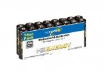 10 x Zink Chlorid Batterien AA -16er Set bei ZHS kaufen
