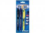 12 x Tintenroller FriXion Ball, schwarz/blau 3er Set bei ZHS kaufen