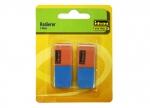 12 x Radierer für Bleistift und Tinte bei ZHS kaufen