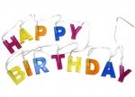 LED-Lichterkette Happy Birthday bei ZHS kaufen