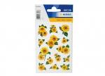 10 x Sticker Sonnenblumen - 2 Blatt bei ZHS kaufen