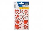 10 x Sticker Love Herzen bei ZHS kaufen