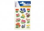 10 x Sticker Gebirgsblumen - 3 Blatt bei ZHS kaufen