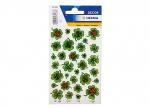10 x Sticker Kleeblätter - 3 Blatt bei ZHS kaufen
