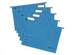 10 x Hängemappen A4 blauer Engel blau 5er Set bei ZHS kaufen