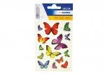 10 x Sticker Schmetterlinge - 3 Blatt bei ZHS kaufen