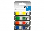 12 x Pagemarker gelb/grün/rot/blau - 36 Blatt bei ZHS kaufen