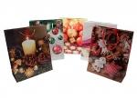 10 x Lacktasche Weihnachten Classic groß bei ZHS kaufen