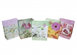 10 x Lacktasche Flowers FSC Mix medium bei ZHS kaufen