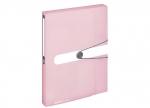 10 x Sammelbox A4 rose transparent bei ZHS kaufen