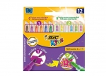 5 x BIC Kids Magic Fasermaler mini 12er Set bei ZHS kaufen