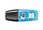 10 x Textmarker Mini Funnimals blau bei ZHS kaufen